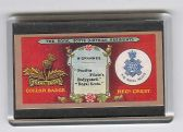 ROYAL SCOT'S ( LOTHAN REGIMENT ) REGIMENTAL HERITAGE FRIDGE MAGNET